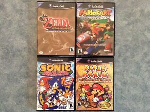 Nintendo GameCube,Wii,Sega CD,Saturn,PS..Custom Game Cases