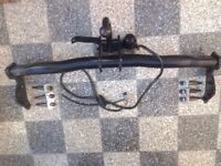 Volvo XC90 tailgate towbar - complete set