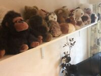 A lot of fluffy animals. (Brand new).