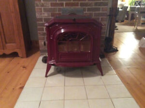 Wood Stove.  Now sold....THANKS