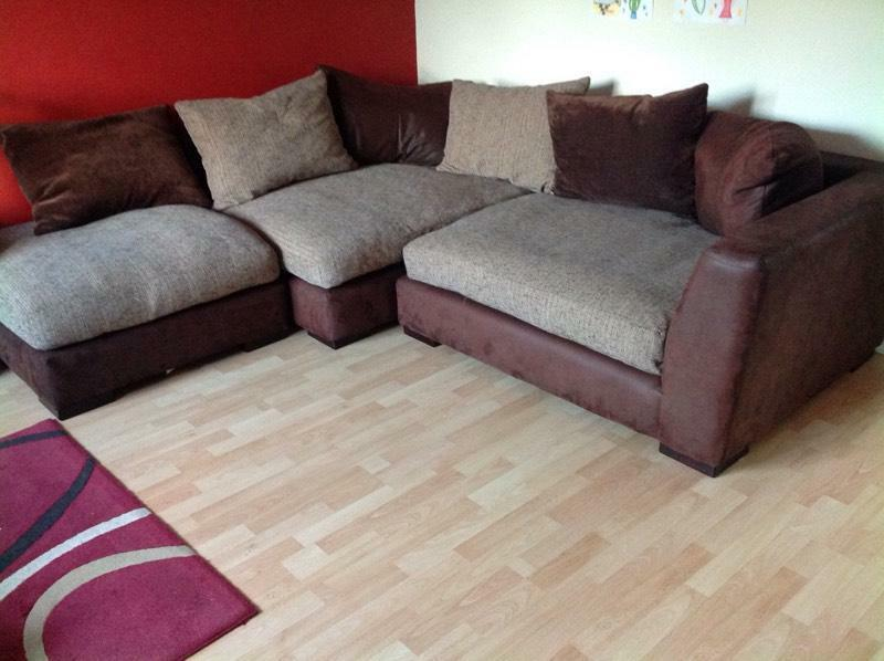 Corner Sofa In Bromsgrove Worcestershire Gumtree