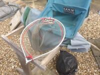 Keep nett and landing net
