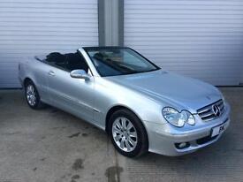 2007 Mercedes-Benz CLK 1.8 CLK200 Kompressor Elegance 2dr