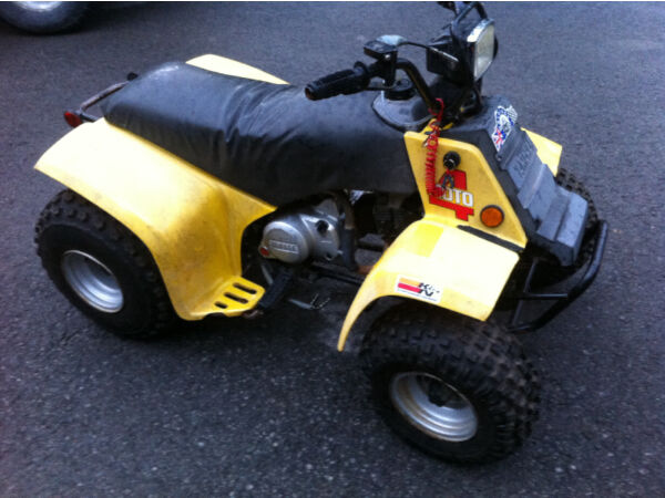 yamaha moto 4 80 for sale canada