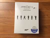 James Bond Collection (Blu-ray Disc, 2015) 23 films from Dr. No