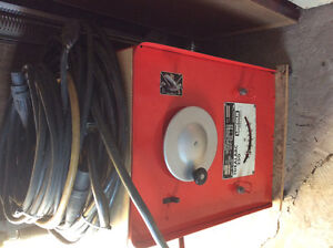 Welding machine Lincoln 250 ac/ dc with150 ft welding cable