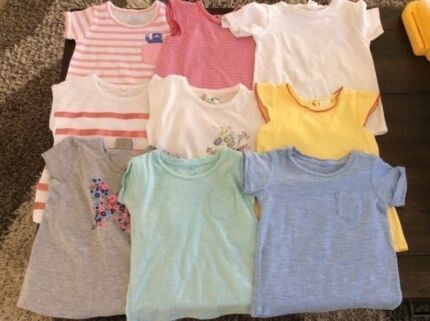 Size 2 tops.