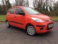 Hyundai i10 1.2 ( 76bhp ) Classic £30 Road Tax Cheap Small Car