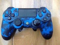 PS4 control - scuf gaming controller.