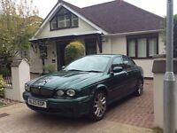 JAGUAR X TYPE 2003 MODEL 3.0 GREAT SPEC FULLY LOADED DRIVES GREAT DONT MISS OUT !!