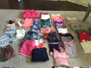 Large lot of Girls Clohing Size 10-12