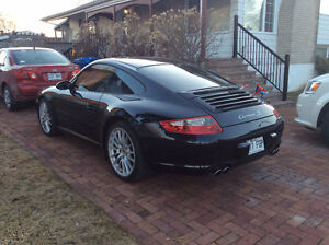 2008 Porsche 911 S Coupe (2 door)