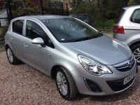2013 Vauxhall Corsa 1.2 i Energy 5dr MOT TILL 01/2019 HPI CLEAR .6MONTH WARRANT/6 MONTH AA BREAKDOWN