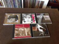 X5 u2 CDs