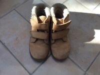 Children's Next Tan Shoe/Boot