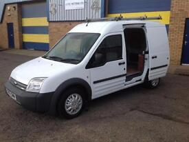Ford Transit Connect 1.8TDCi ( 90ps ) Euro IV T230 LWB L PANEL VAN IN VGC
