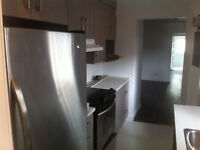 Appartement 4CHAMBRES 2pas metro Charlevoix,Canal&Centreville