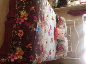 Ensemble de literie pour lit double