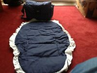 NEW Buggies/Pushchair liner with bag