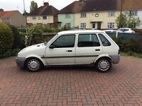 Rover 100 metro Knightsbridge ideal for restoration project or spares
