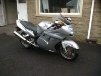 Honda CBR XX1100 Super Blackbird £2995 ovno
