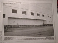 22 foot high Storage warehouse for lease
