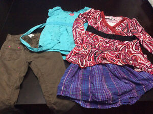 Lot of girl clothes - size 5-6