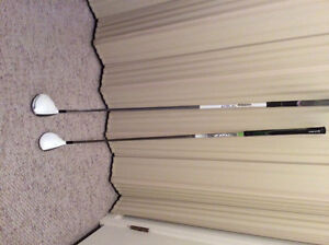 Ladies Right Hand TaylorMade Golf Clubs