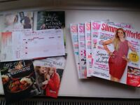 Slimming World Pack + Magazines