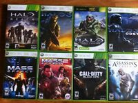 SO MANY XBOX360 GAMES!!! WITH PICTURES!!!