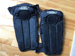 Kona mountain bike knee/shin pads