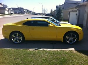CAMARO 2010 RS Low Km