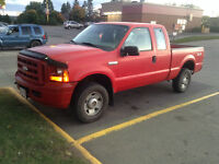 2005 Ford F-250 Xl 4wd 6.0 diesel auto 242 kms wholesale $7850.