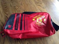 Genuine Manchester United Football Boot Bag