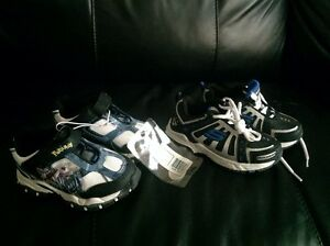 Brand new running shoes size 7-8 toddlers Kitchener / Waterloo Kitchener Area image 1