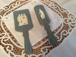 Vintage Avon Comb and Brush Set - REDUCED