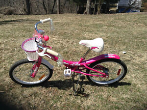 Girls Cream Soda Bikes