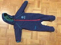 Manteau d'automne une pièce Souris Mini 3/6 mois