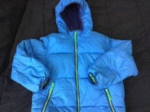Size 6-7 Boys Old Navy puffer jacket great condition London Ontario image 1