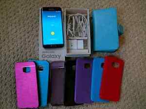 EUC in Box Samsung Galaxy S6 Edge 32gb