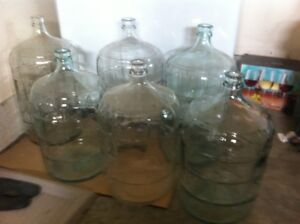 Glass Carboys for Sale!