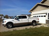 2011 Ford F-150 King Ranch Pickup Truck