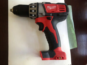 New Milwaukee 1/2 Driver Drill (13 mm)