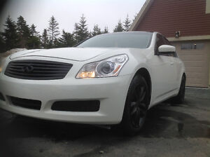 2009 INFINITI G37X AWD FLAWLESS CONDITION 3 YR WARRANTY
