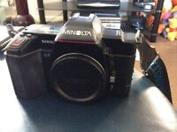 Minolta 7000AF 35mm Camera Body