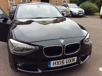 Cat D 2015 BMW 1 Series for sale