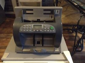 NOTE COUNTER £75
