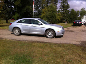 2008 Chrysler Sebring Sedan Touring Edition-Good Condition