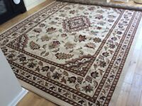RUG EXTRA EXTRA LARGE STUNNING WILTON REDUCED TO CLEAR