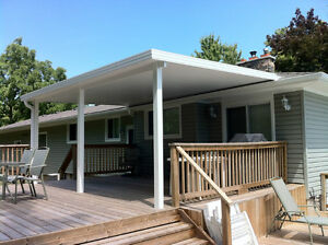 Protect your patio with a  Patio Covers,Pergolas,Clear Roofs Oakville / Halton Region Toronto (GTA) image 5